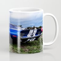 mustang Mugs featuring '68 Mustang by Catherine Doolan
