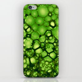Green-Washed 01 iPhone Skin