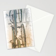 Rusty Blues Stationery Cards