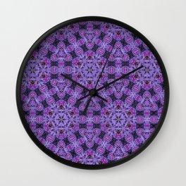 Trangulation Wall Clock