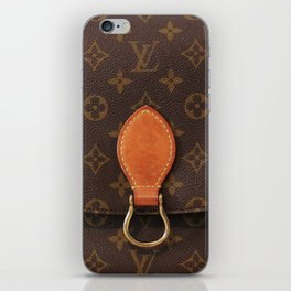 LV Style iPhone Skin