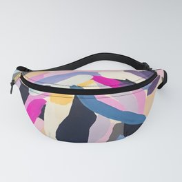 inner space flowers Fanny Pack