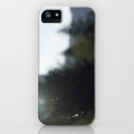 Light Through the Haze iPhone Case