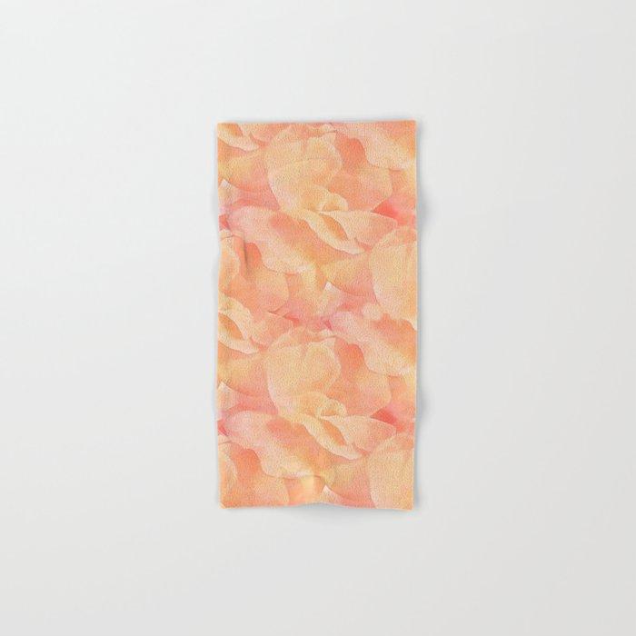 Nothing But Peach Hand & Bath Towel