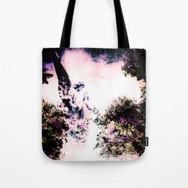 The Violet Tote Bag