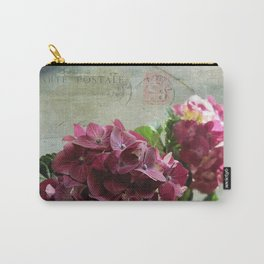 carte hydrangea Carry-All Pouch