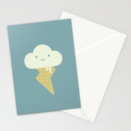 Stormy and Sweet Stationery Cards