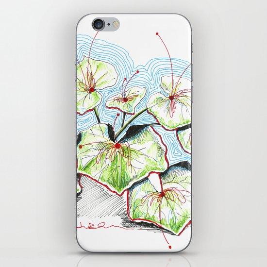 Plenty of Plants iPhone & iPod Skin