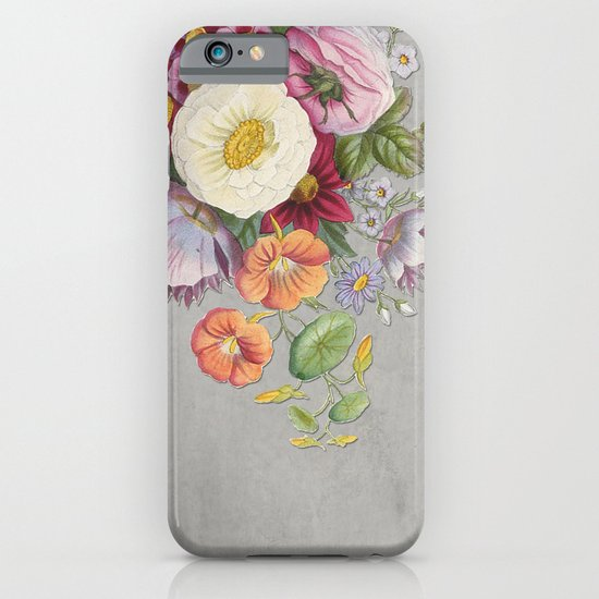 Hanna Floral iPhone & iPod Case