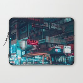 Cyan City Laptop Sleeve