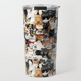 Catmina Project Travel Mug