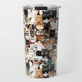 Catmina Project Travel Mug