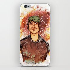 Robert Rodriguez iPhone & iPod Skin