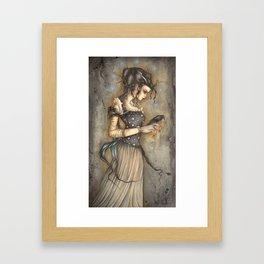 Queen Mab Framed Art Print