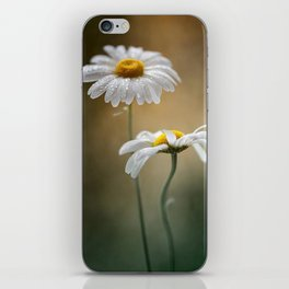 Flowers for Two iPhone Skin