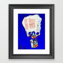 Great Escape Framed Art Print
