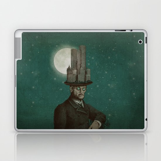 The Architect (colour option) Laptop & iPad Skin
