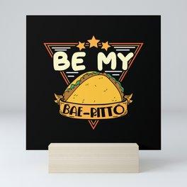 Be my Bae - Rito Mini Art Print