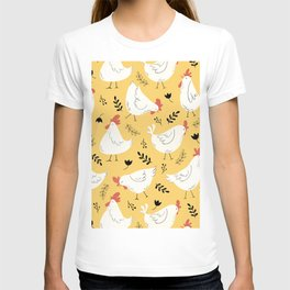 Lovely Little Hens T-shirt