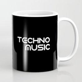 Techno music Coffee Mug