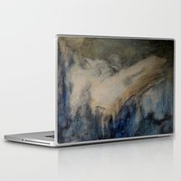 imagerybydianna Laptop & iPad Skins featuring anomia by Imagery by dianna