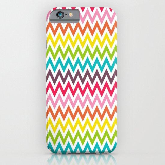 Chevron Rainbow iPhone & iPod Case