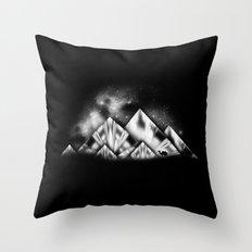 Jewel of Nile Throw Pillow