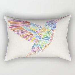 Hummingbird Rectangular Pillow