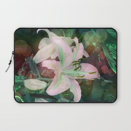 Auras Dancing with the Lilies  Laptop Sleeve