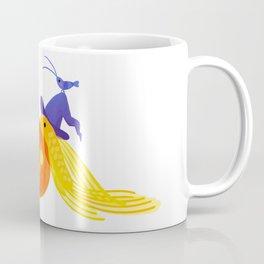 Halloween pleco Coffee Mug