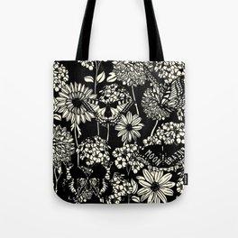 Mystery Garden Tote Bag