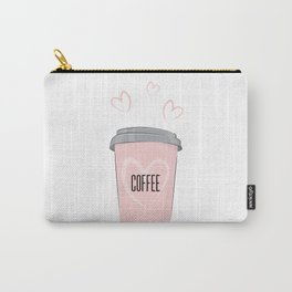 Coffee is my love Carry-All Pouch