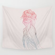 Someplace Beautiful Wall Tapestry