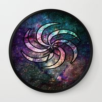 homestuck Wall Clocks featuring Hero of Space by PowerPlayPixie
