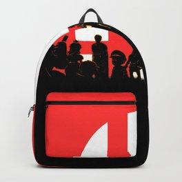 Super Smash Bros Ultimate Fanart Backpack