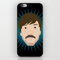 Mr. Pepper iPhone & iPod Skin