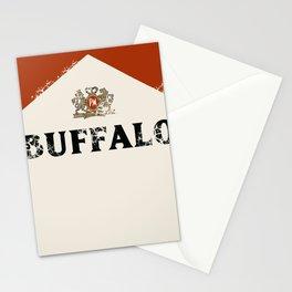 MARBUFFALO Stationery Cards