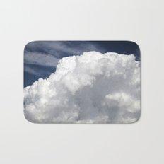 Cumulus Clouds Bath Mat