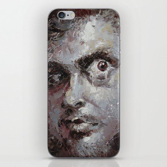 discontented el-terco iPhone & iPod Skin