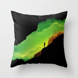 Toxic ISOLATION Throw Pillow