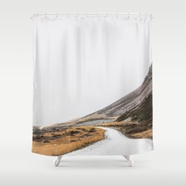 Roads Were Made For Journeys I Shower Curtain