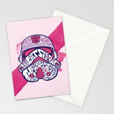 En rose Stationery Cards