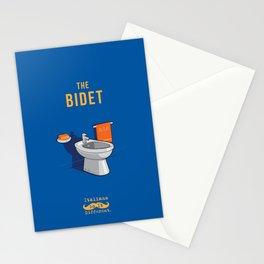 Italians Do It Different - Bidet Stationery Cards