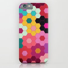 Honeycomb Blooms iPhone 6s Slim Case