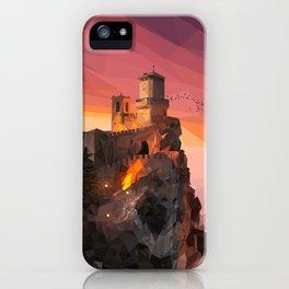 Guaita - San Marino iPhone Case