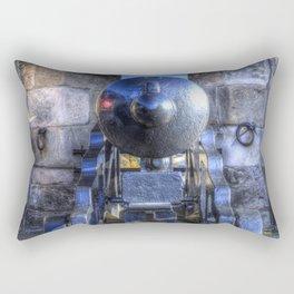 Cannon Edinburgh Castle Rectangular Pillow