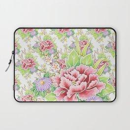 Kimono Summer Bouquet Laptop Sleeve