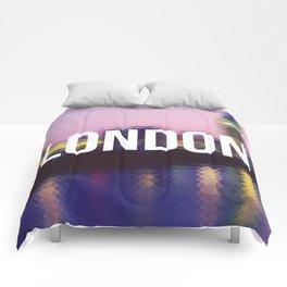 London - Cityscape Comforters