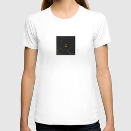 Forever Petal (Black Gold) T-shirt