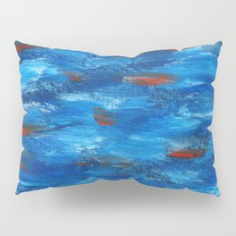 Koi Pond Pillow Sham